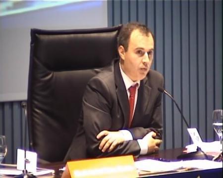 Luís Vázquez Forno, letrado da Xunta de Galicia